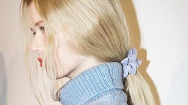 Mansur Gavriel Is Officially Bringing Back The Scrunchie (Whether We Like It Or Not)