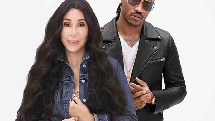 Cher and Future.