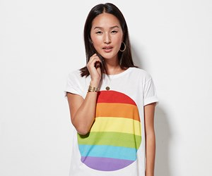 Win Your Very Own #ELLEIsForLove Designer T-Shirt