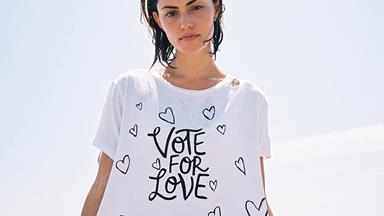 #ELLEIsForLove: Australia's Best And Brightest Get Behind The Same-Sex Marriage Vote