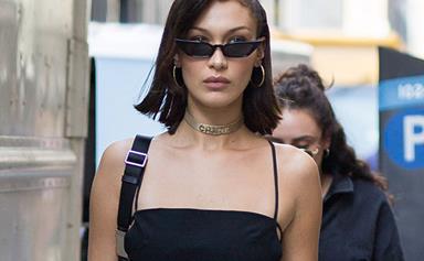 Photographic Proof Bella Hadid Can't/Won't Stop Wearing Australian Designers