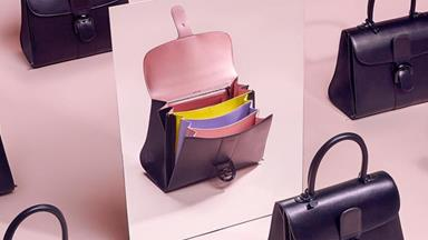 11 Stylish But Practical Work Handbags With Compartments For Going Wallet-Free