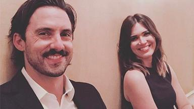 Mandy Moore's Brand New Fiancé Is Milo Ventimiglia-Approved