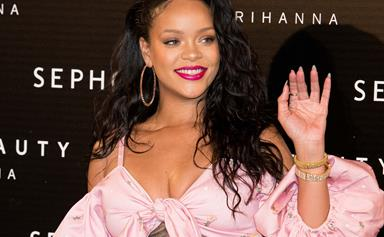 Rihanna May Be Releasing Fenty Beauty Skincare And We're All Here For It