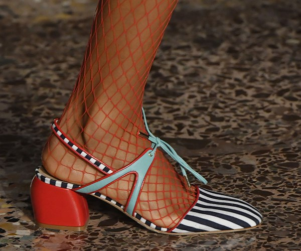 Milan Fashion Week Runway
