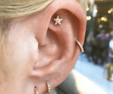 The Piercing You Should Get Based On Your Star Sign