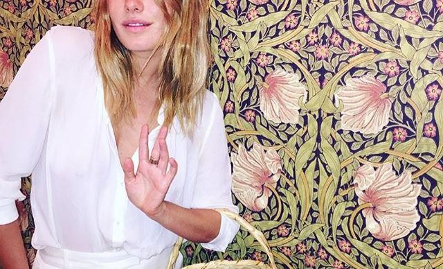 Camille Rowe.