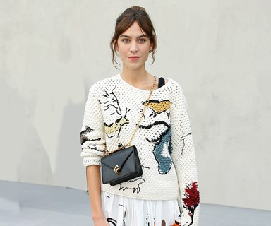 The Chicest Front-Row Looks From Paris Fashion Week