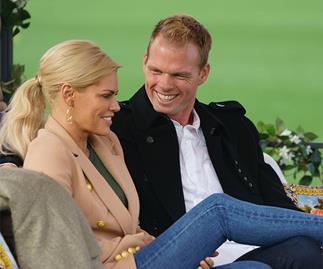 Sophie Monk and Jarrod Woodgate on The Bachelorette Australia 2017