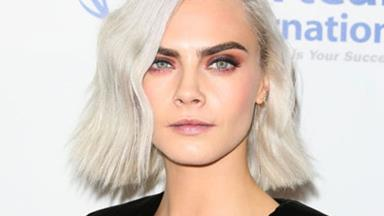 Cara Delevingne's Complete Hair Evolution