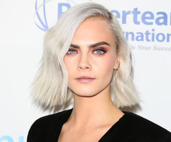 Cara Delevingne Hair Evolution