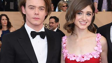 'Stranger Things' Stars Natalia Dyer And Charlie Heaton Appear To Be Dating IRL
