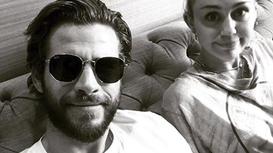 The Surprising Way Miley Cyrus Stayed In Liam Hemsworth's Life, Post-Breakup