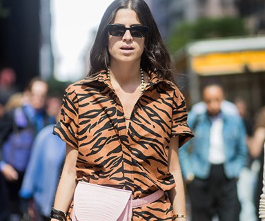 These Were The 9 Key Street Style Trends This Fashion Month