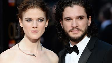 Rose Leslie's Engagement Ring From Kit Harington Is So Damn Pretty