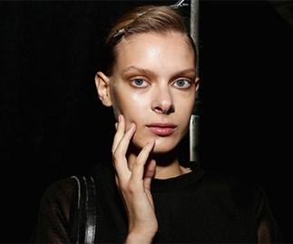 model skin care