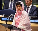 Malala Yousafzai Attends First Oxford Lecture Five Years After Near-Fatal Shooting