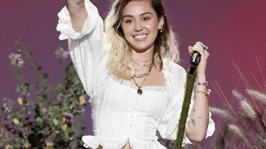 An Ode To Miley Cyrus' Make-Under