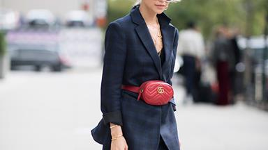 7 Stylish Fanny Packs That Aren't *That* Gucci Belt Bag