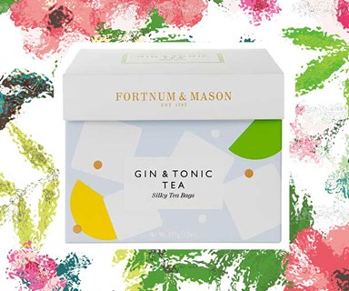 Gin & Tonic Teabags Exist, And They Won't Give You A Hangover