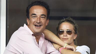 Mary-Kate Olsen Makes A Rare Public Appearance With Husband Olivier Sarkozy