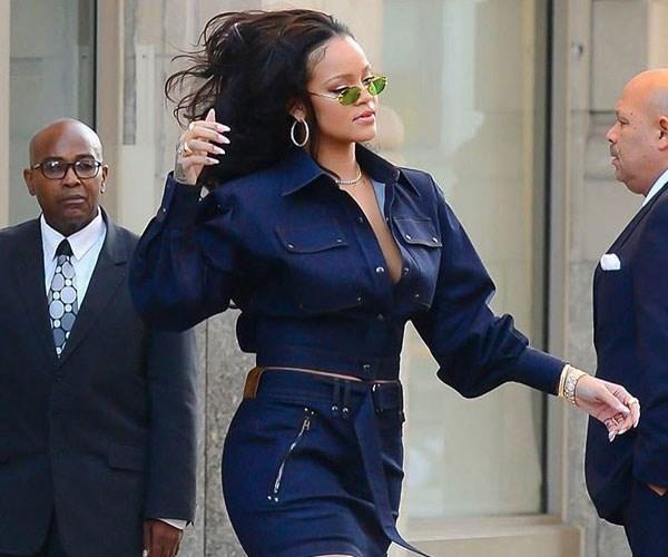 Rihanna Designer Fashion