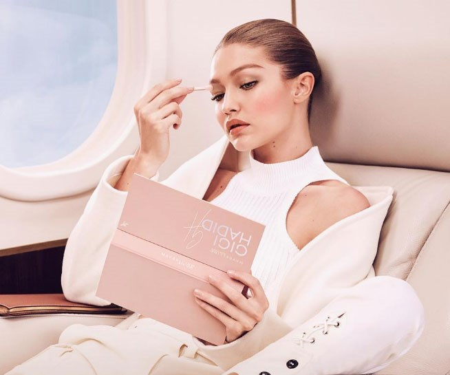 Have You Seen Gigi Hadid's Maybelline Collection Yet?