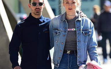 Sophie Turner And Joe Jonas Are Engaged!