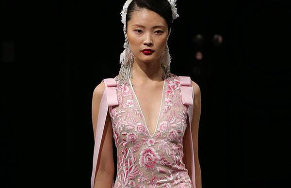 The Most Unconventional Wedding Dresses From Bridal Fashion Week