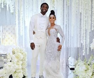 Gucci Mane wedding.