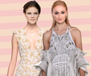 Wishful Wedding Dress Predictions For Hollywood's Brides-To-Be
