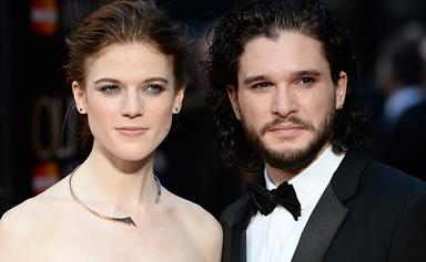 Rose Leslie Reveals How Kit Harington Really Proposed To Her