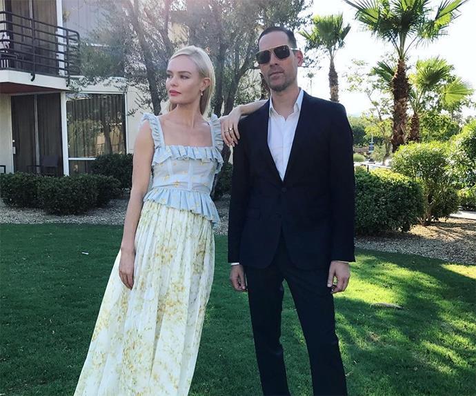 Michael Polish and Kate Bosworth.