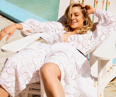 There's Something About Marais: Jessica Marais Takes Centre Stage For ELLE
