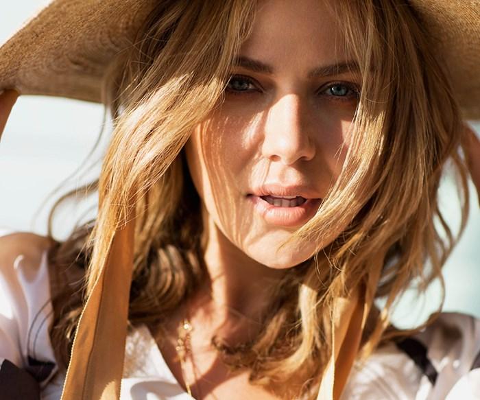 Jessica Marais for ELLE Australia November 2017.