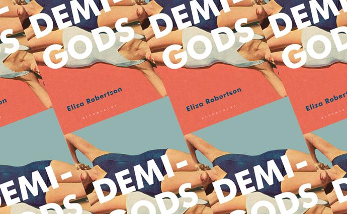 demi gods by eliza robertson