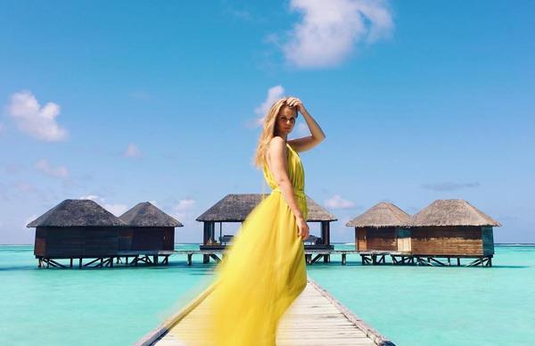 Instagram Butler Hotel Maldives