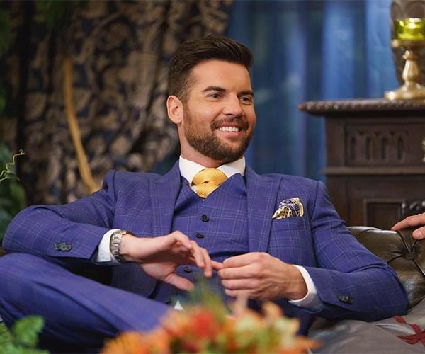 Blake Colman on The Bachelorette Australia 2017