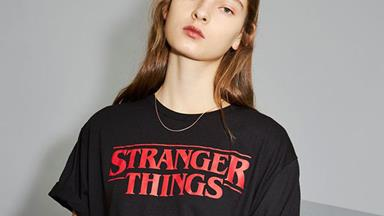 Is It Weird That I Really Want These Stranger Things x Topshop Tees?