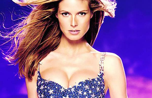 Victoria's Secret Fantasy Bra 1999.