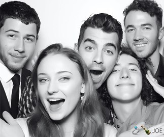 Sophie Turner and Joe Jonas Engagement Party