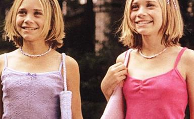 A Look At A Young Mary Kate And Ashley's Beauty Evolution