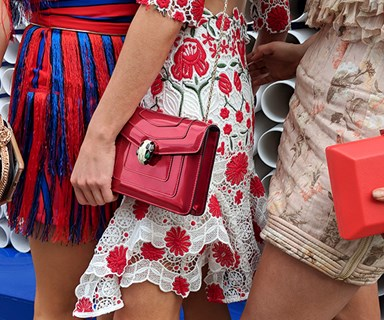The Best Handbags, Shoes And Accessories At Melbourne Cup