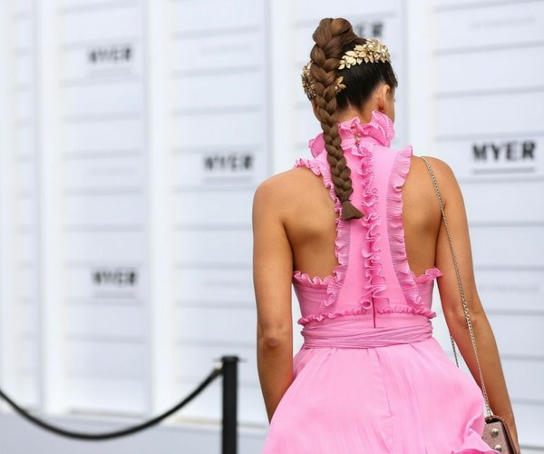 2017 Melbourne Cup Street Style