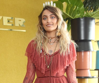 Paris Jackson Reveals She Is A Shaman In Training