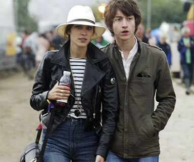 Please God Let These Rumours That Alexa Chung And Alex Turner Are Back Together Be True