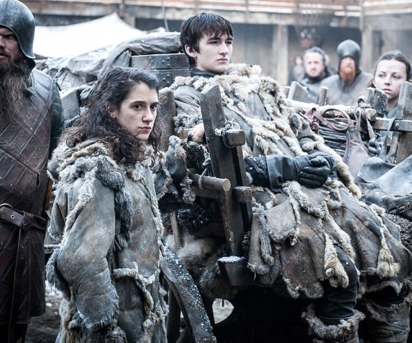Game Of Thrones Meera Ellie Kendrick Cut