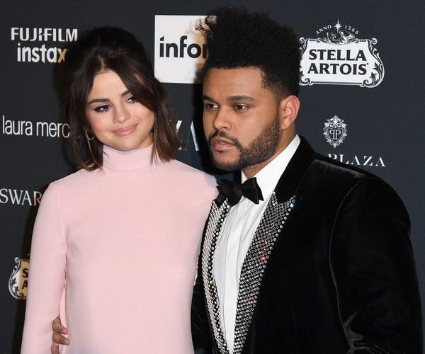 Selena Gomez The Weeknd Post-Breakup Instagram Like