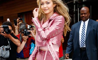 ELLE Talks To Gigi Hadid About Shopping, Shoes And Avoiding Burn Out