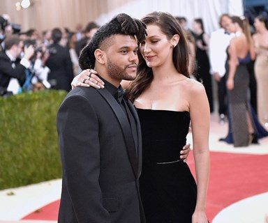 Bella Hadid Is Treating The Weeknd Mean To Keep Him Keen